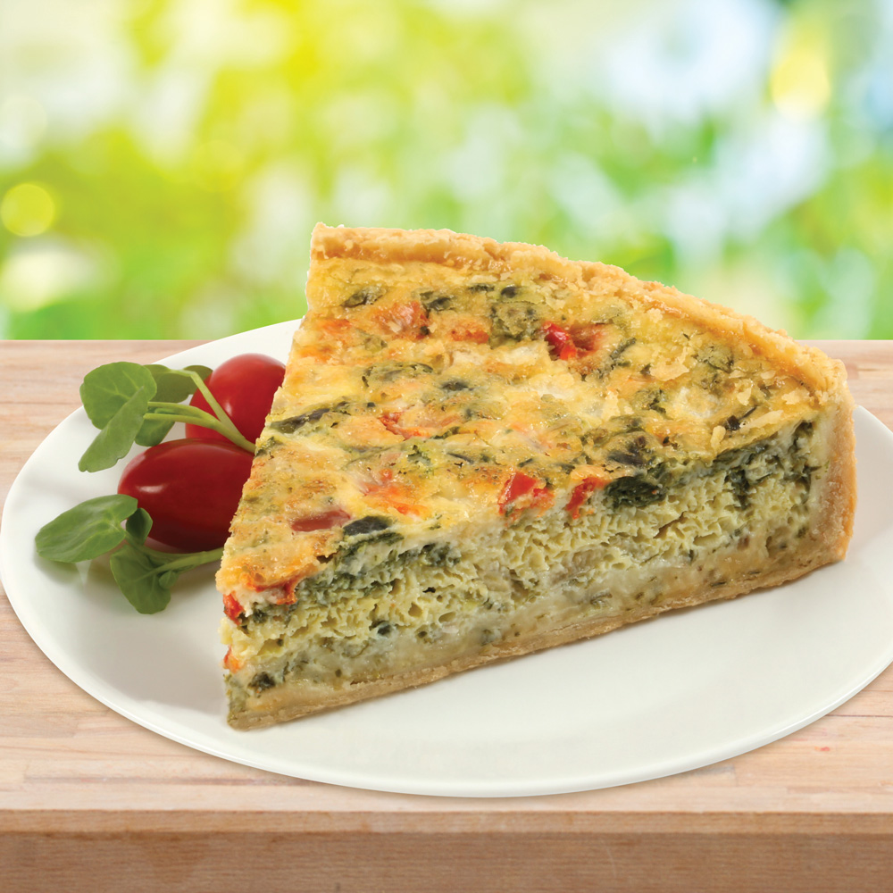 Quiche, Frittata & Egg Bites