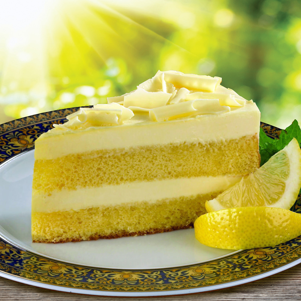 Limoncello Mascarpone Cake 10 Taste It Presents